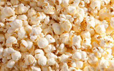 Popcorn kan også noget