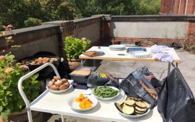 Sommerfest på åbent psykose afsnit Frederiksberg