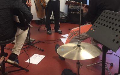 Opstart af musikundervisning