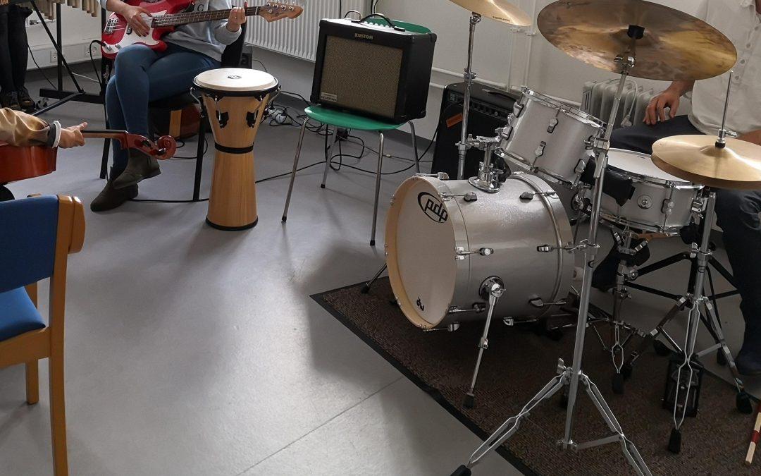 Improvisationsmusik
