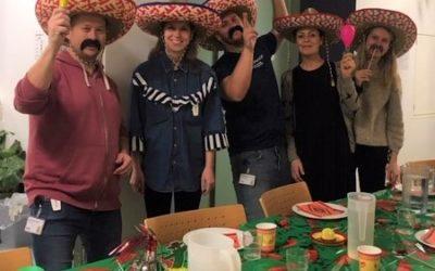 Mexico kom til Skejbys børn og unge