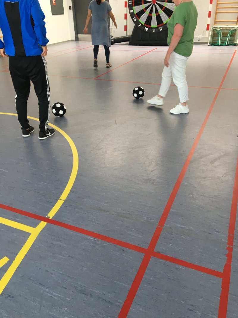 Haabipsykiatrien  fodbolddart corona