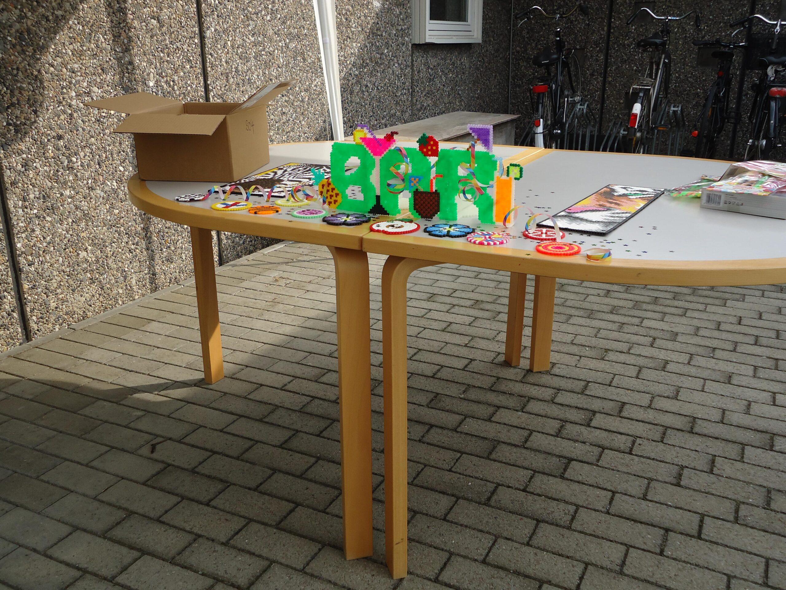 Håb i Psykiatrien brætspil havespil psykiatrisk center Glostrup