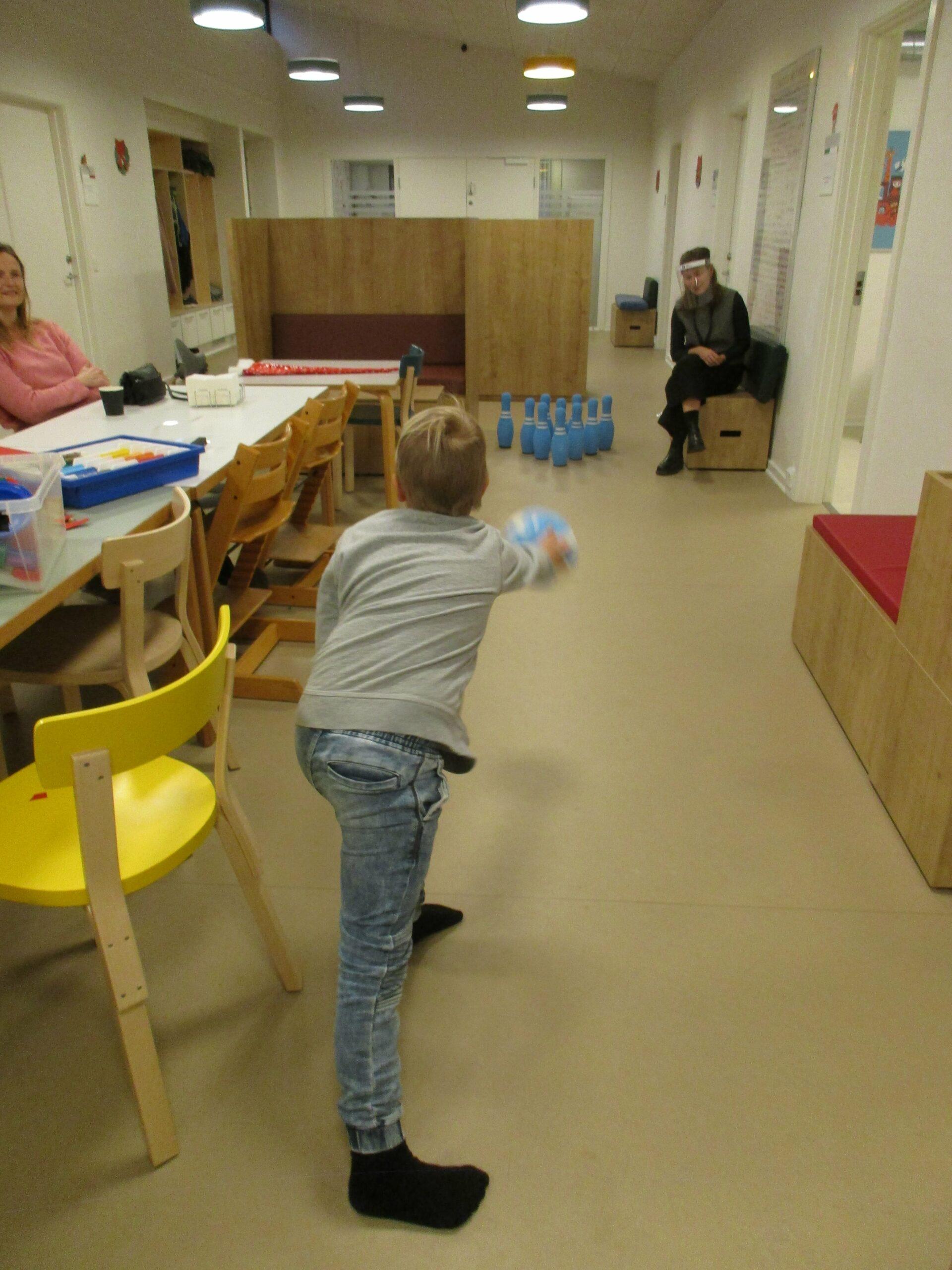 håb i psykiatrien legetøj Glostrup børn