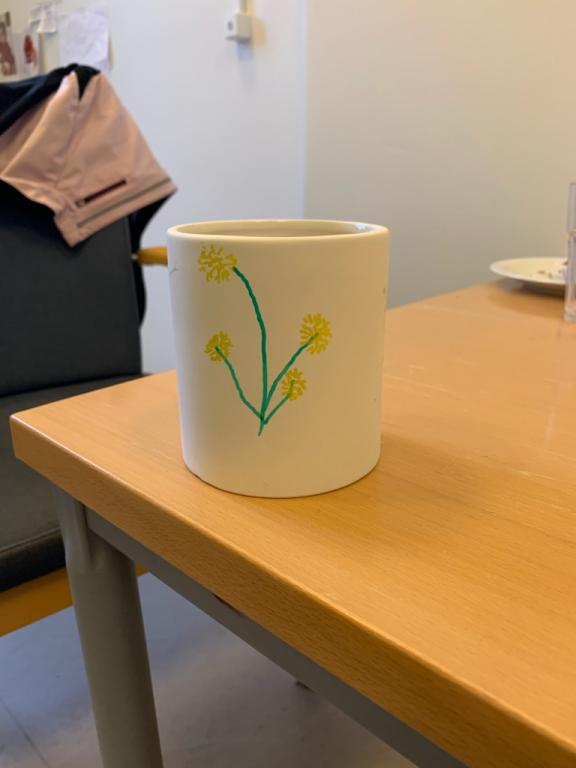 Håb i i psykiatrien vaser C231 Frederiksberg