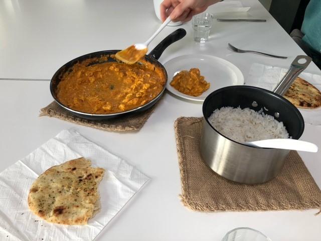 Håb i Psykiatrien SVP2 Svendborg madlavning