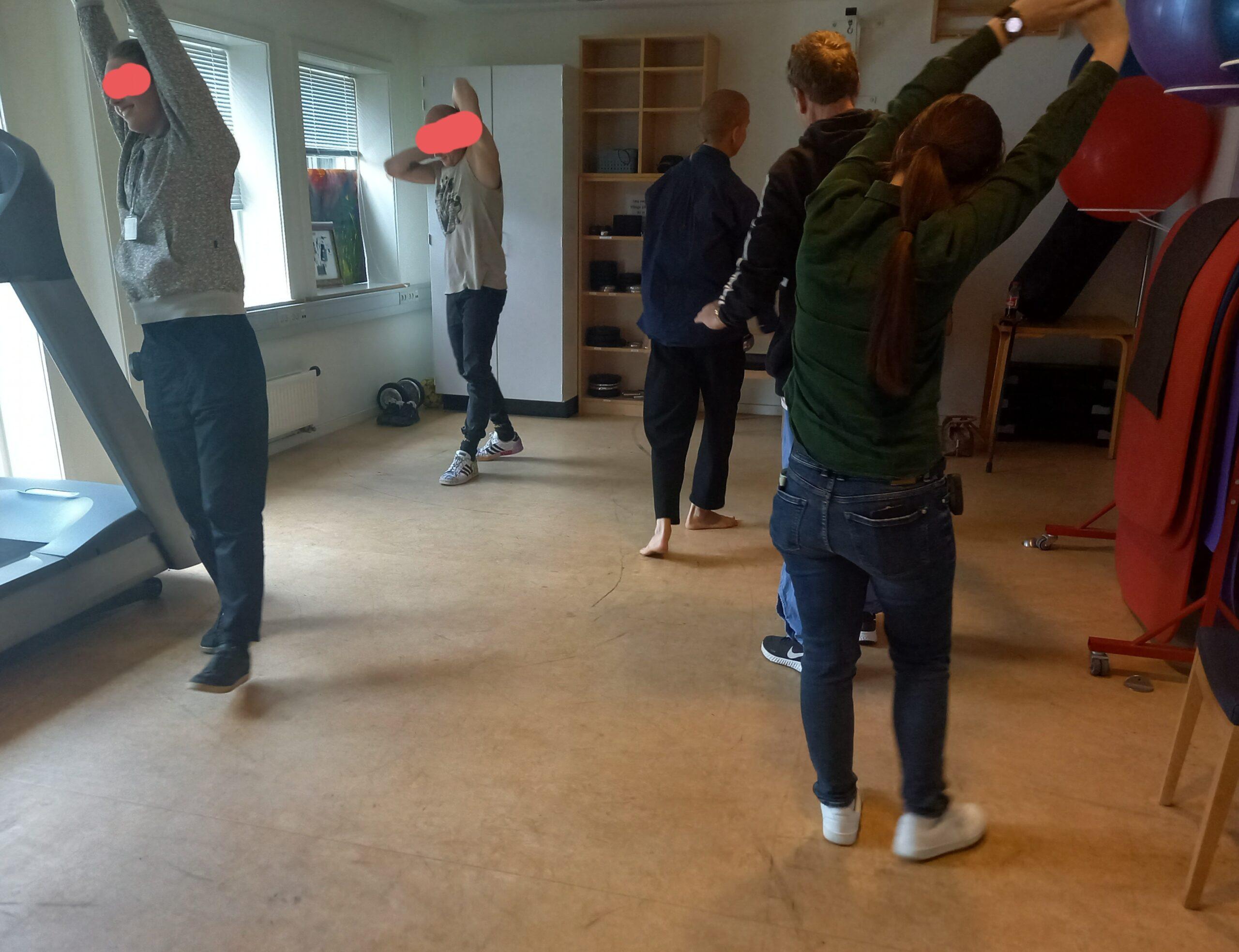 håb i psykiatrien danseworkshop ps Amager