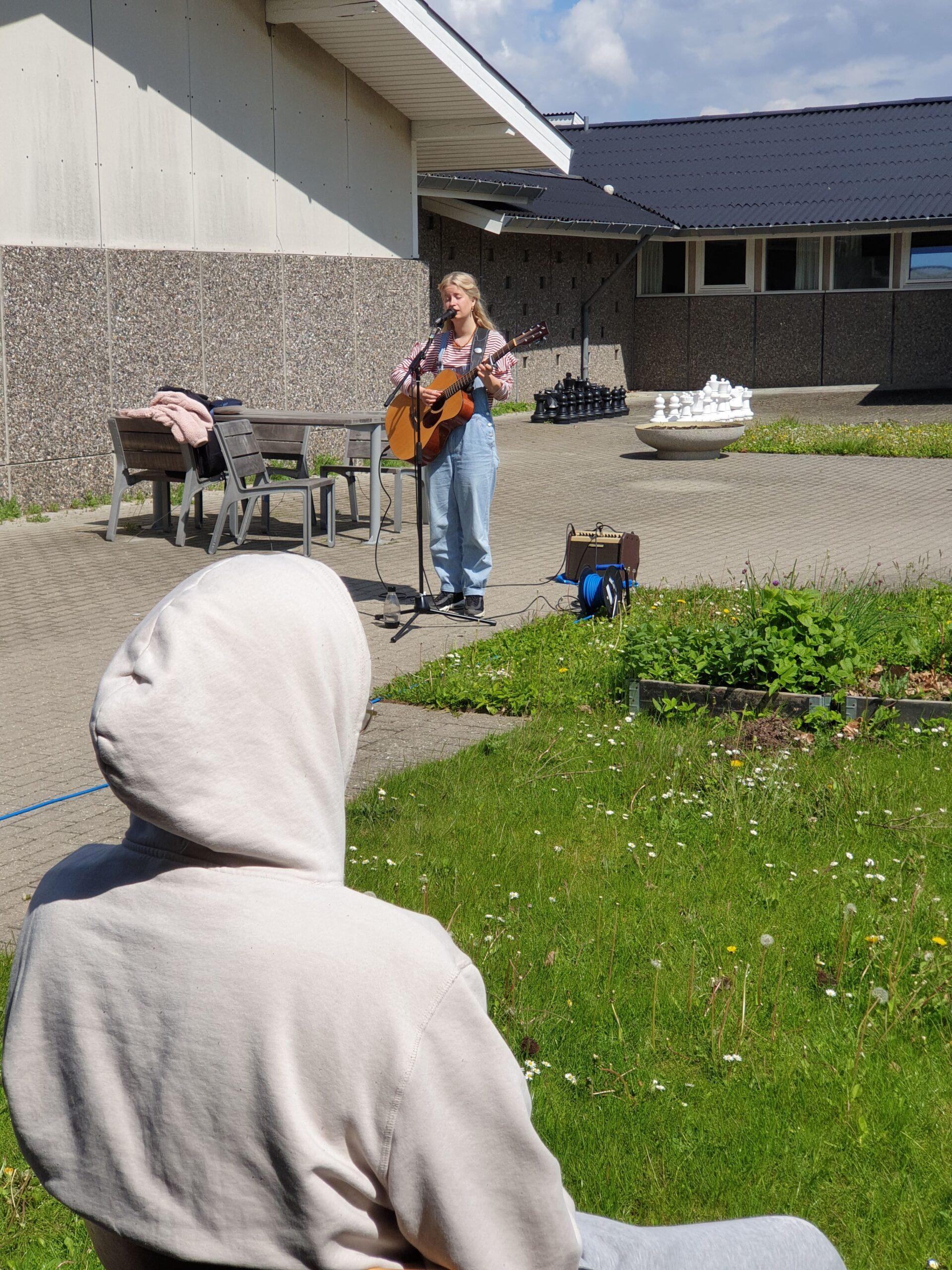 håb i psykiatrien koncert psykiatrisk center Glostrup afd 809