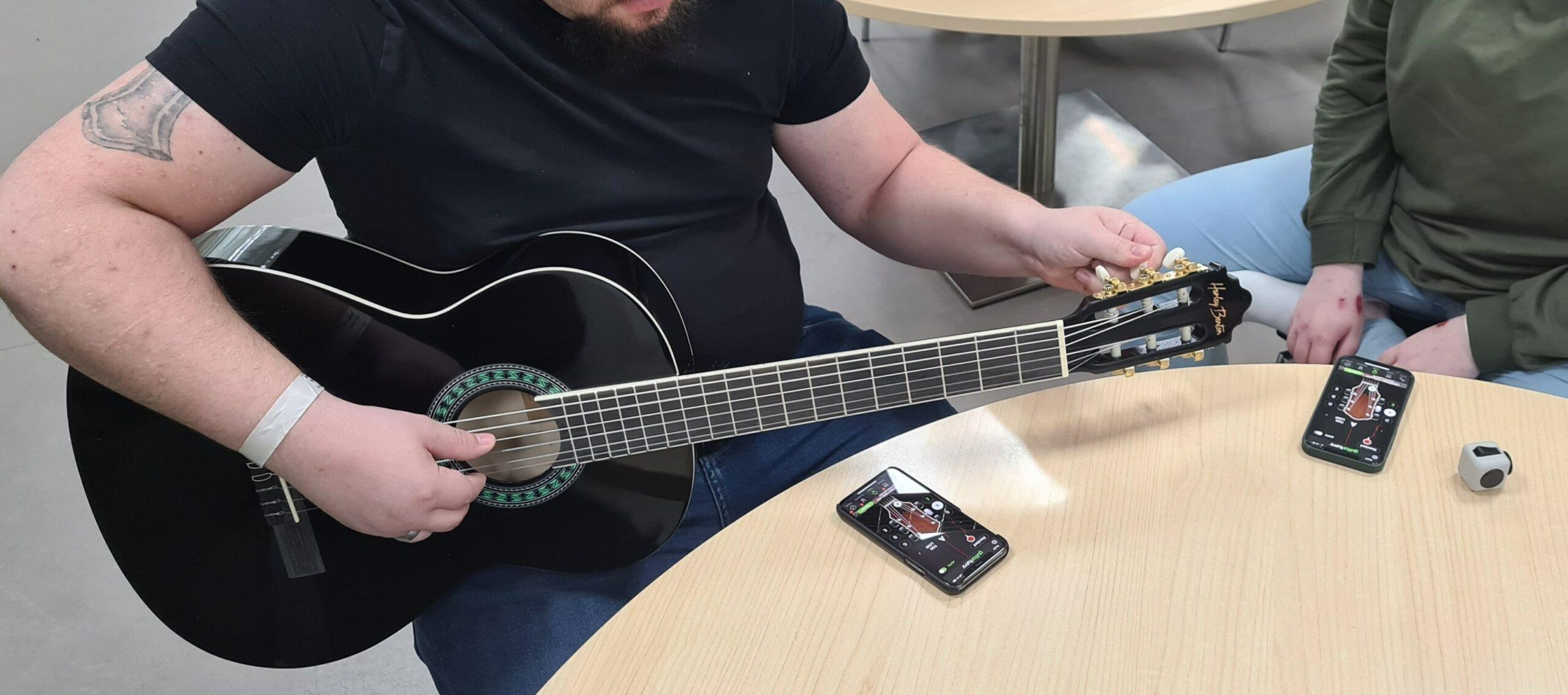 håb i psykiatrien åbenrå guitar