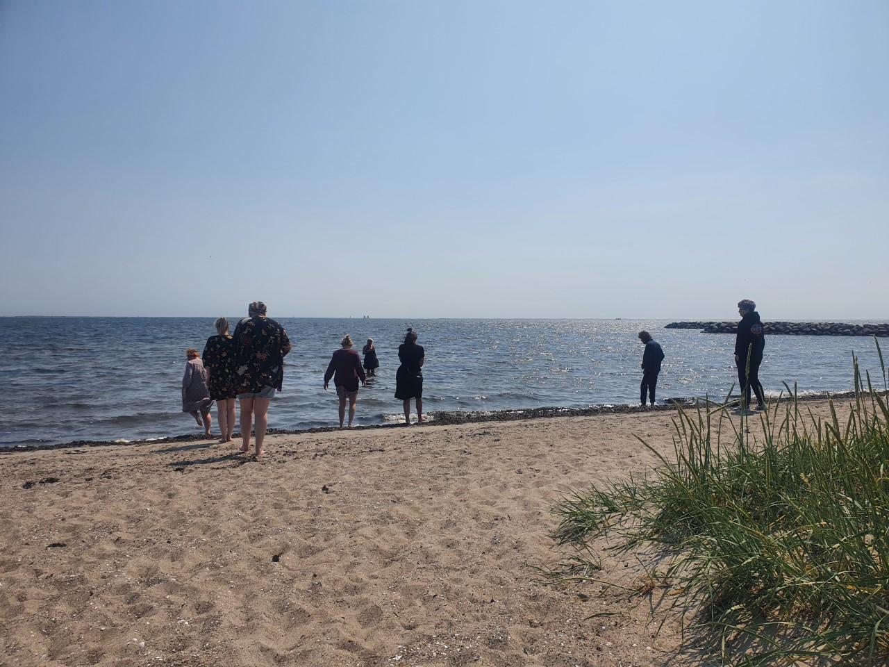 håb i psykiatrien strandtur skejby hospital S1 og S2